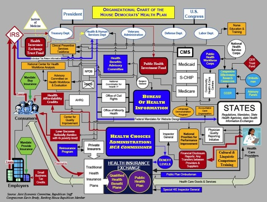 health care reform or massive power grab? | ann's ... health care reform diagram face health diagram #11